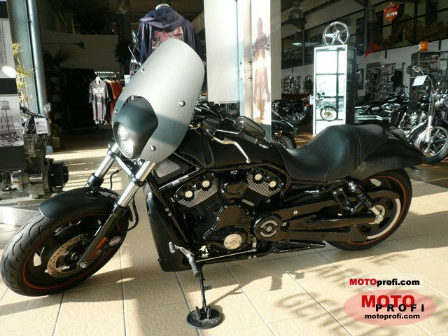 Harley-Davidson VRSCDX Night Rod Special 2010 photo