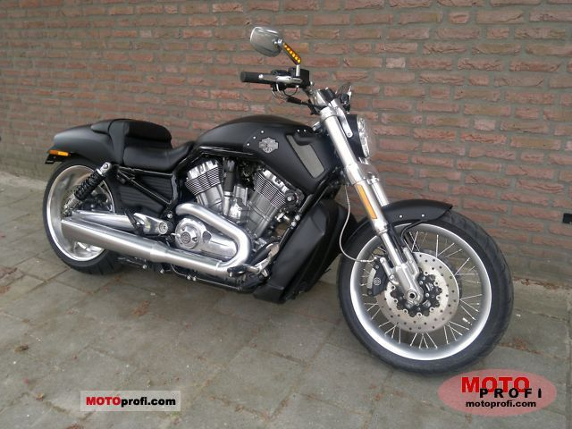 Harley-Davidson VRSCF V-Rod Muscle 2010 photo
