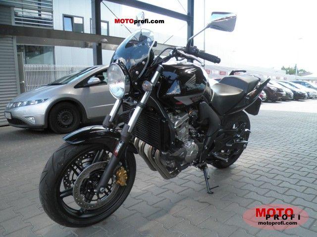 Honda CBF600N C-ABS 2010 photo
