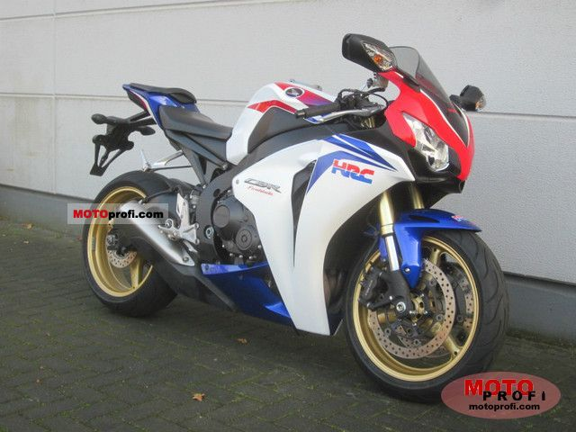 Honda CBR1000RR 2010 Specs and Photos