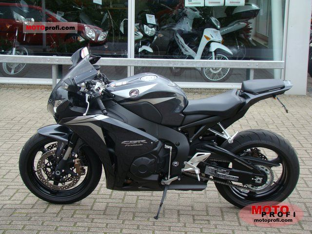 Honda CBR1000RR ABS 2010 Specs and Photos