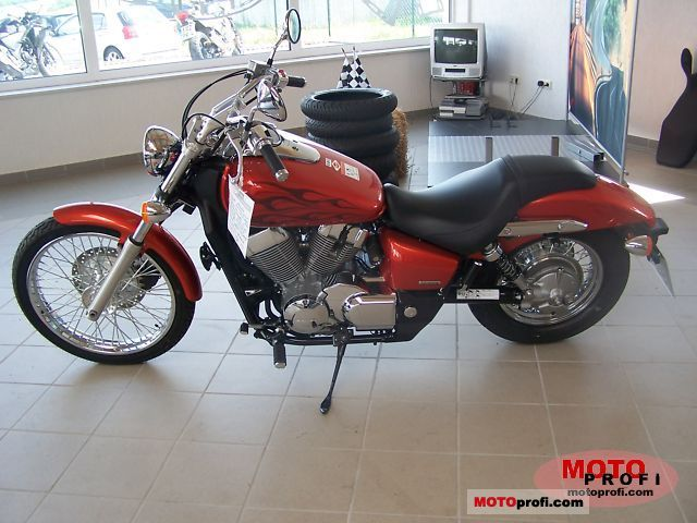 Honda Shadow Spirit 750 2010 Photo 1