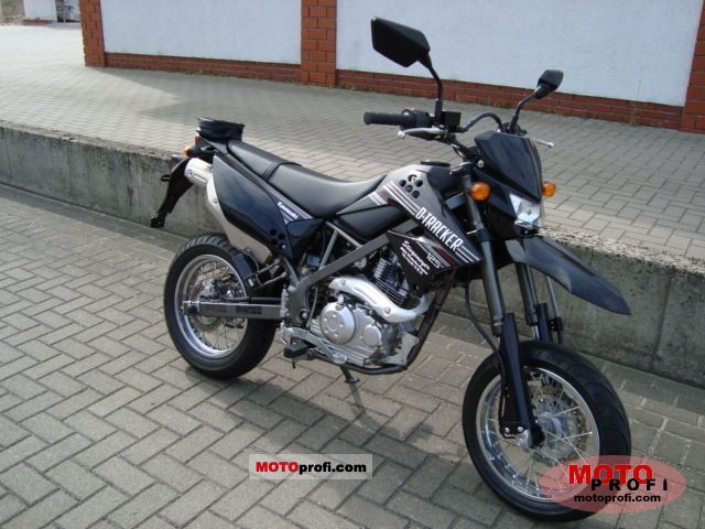 Kawasaki D-Tracker 125 2010 photo