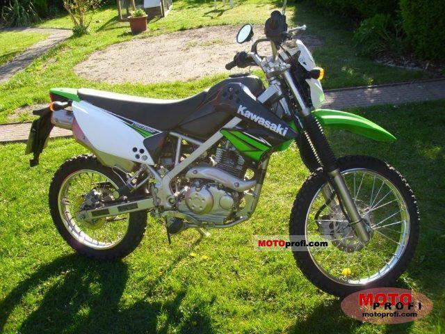 Kawasaki KLX 125 2010 photo
