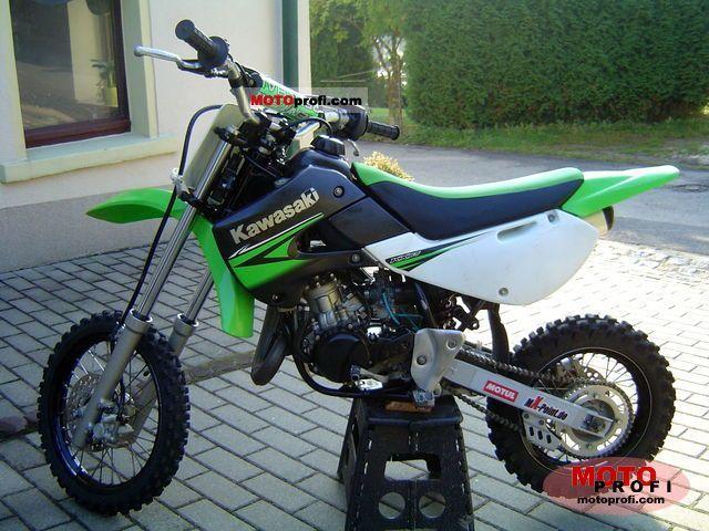 Kawasaki KX 65 2010 photo