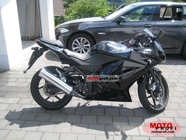 Kawasaki Ninja 250r 2010 Specs And Photos