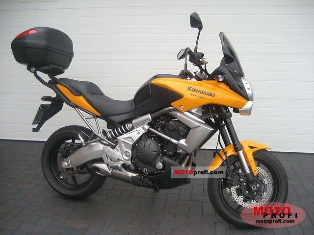 Kawasaki Versys 2010 photo