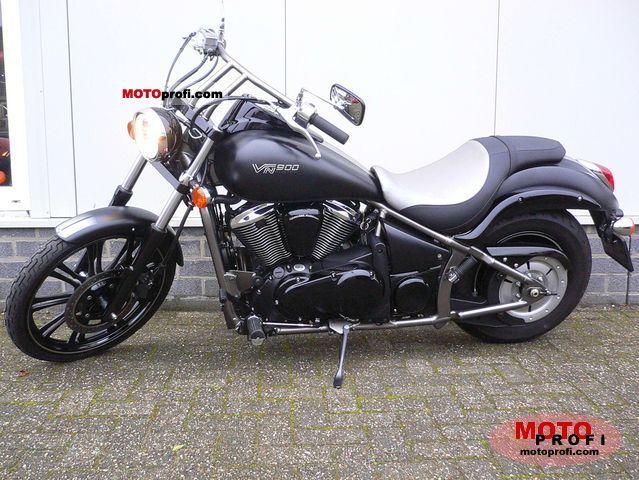 Kawasaki VN 900 2010 photo