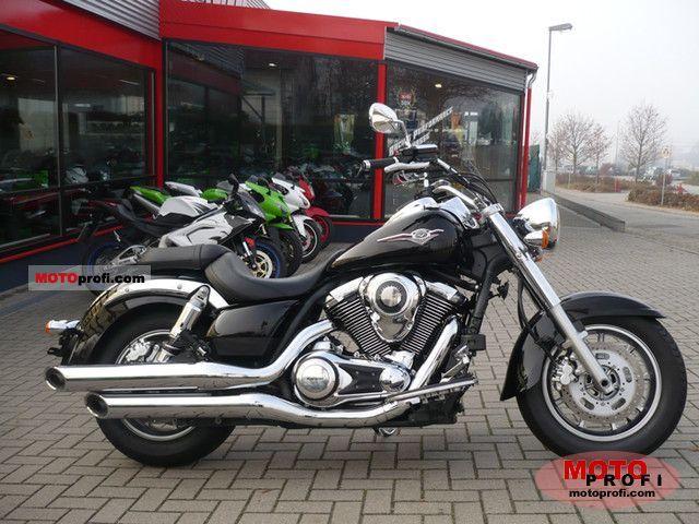 Kawasaki VN1700 Classic 2010 photo