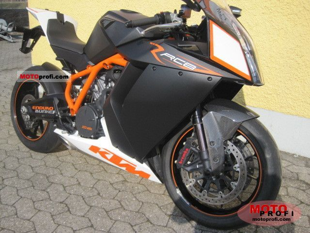 KTM 1190 RC8 R 2010 photo