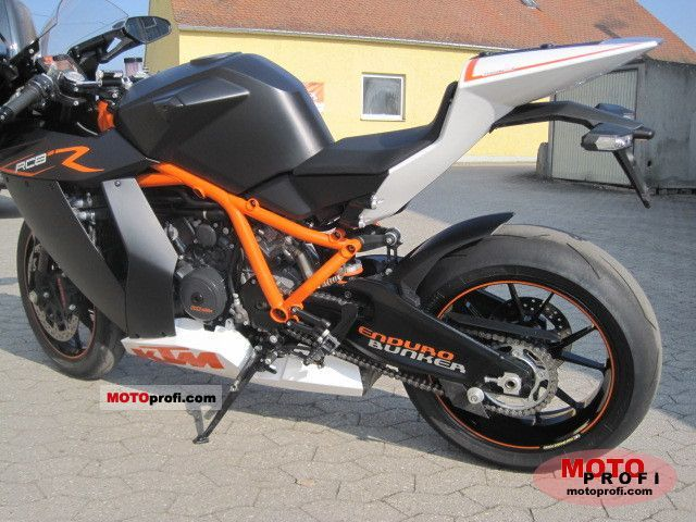 ktm 1190 rc8 r 2010 specs and photos