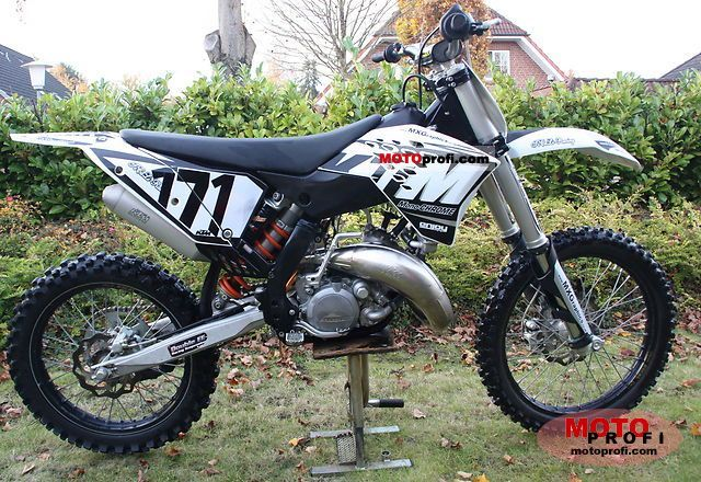 KTM 150 SX 2010 photo