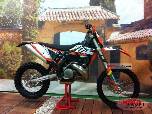 KTM 250 EXC 2010 photo