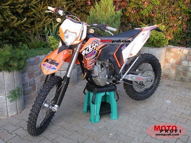 KTM 250 EXC-F 2010 photo
