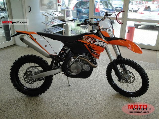 ktm 450 exc 2010 specs and photos. Black Bedroom Furniture Sets. Home Design Ideas