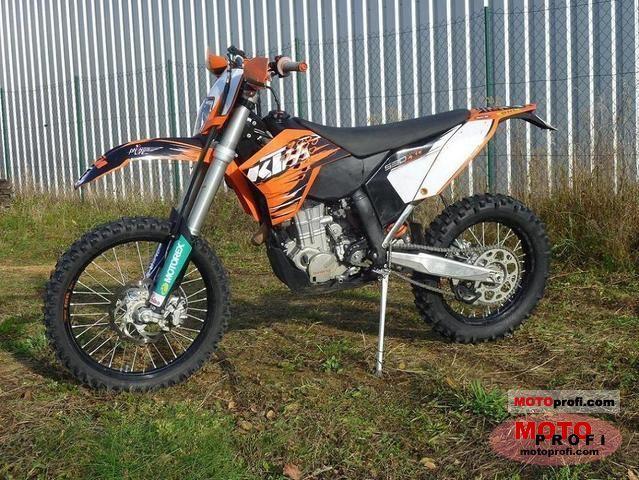 KTM 530 EXC 2010 photo