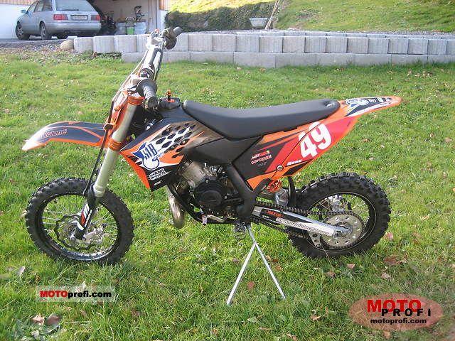 KTM 65 SX 2010 photo