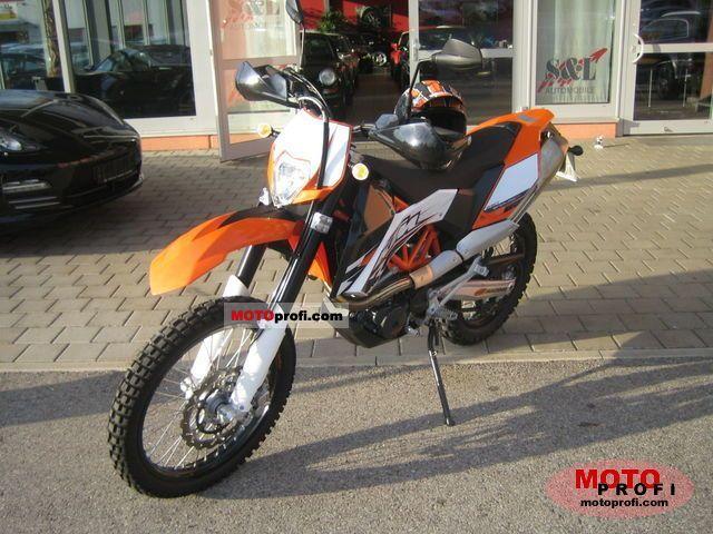 KTM 690 Enduro R 2010 photo