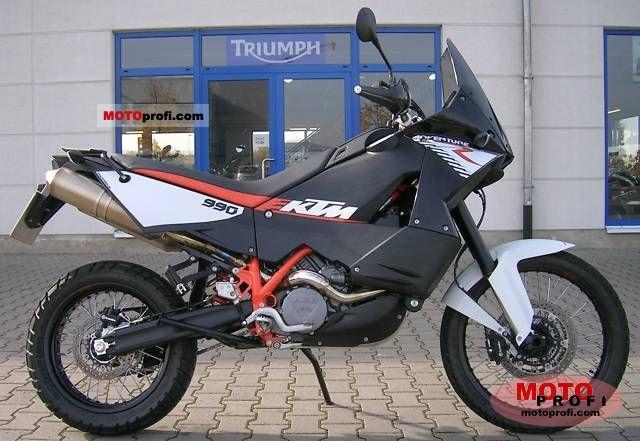 Ktm 990 Adventure R 2010