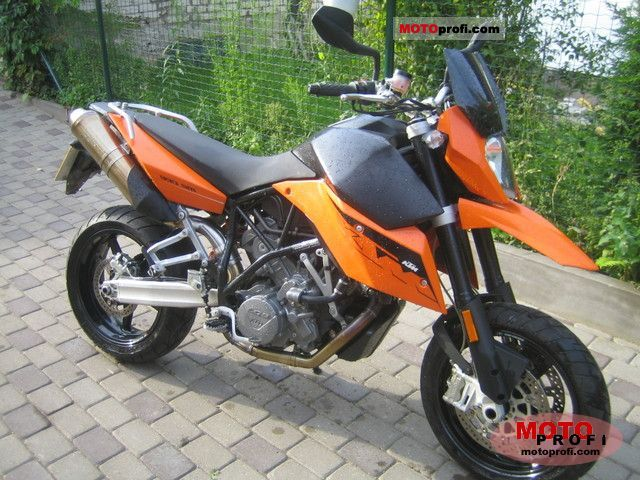 ktm 990 supermoto 2010 specs and photos