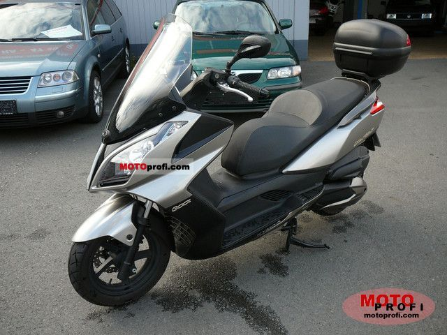Kymco Downtown 2010 photo