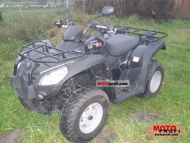 kymco mxu 500 2010 specs and photos. Black Bedroom Furniture Sets. Home Design Ideas