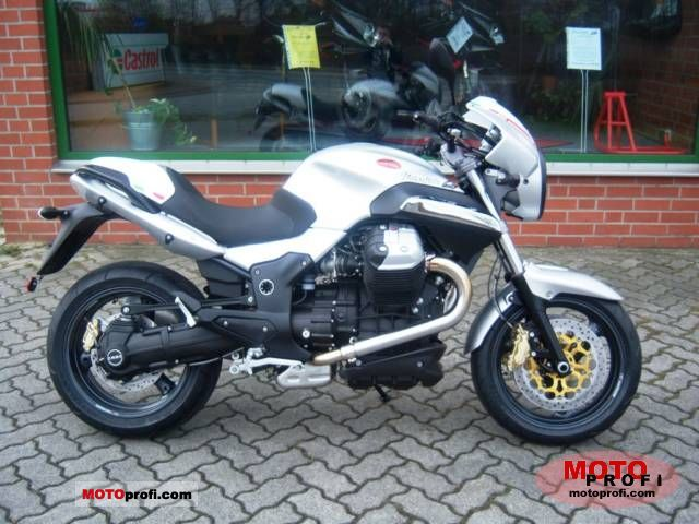 Moto Guzzi 1200 Sport 4V 2010 photo