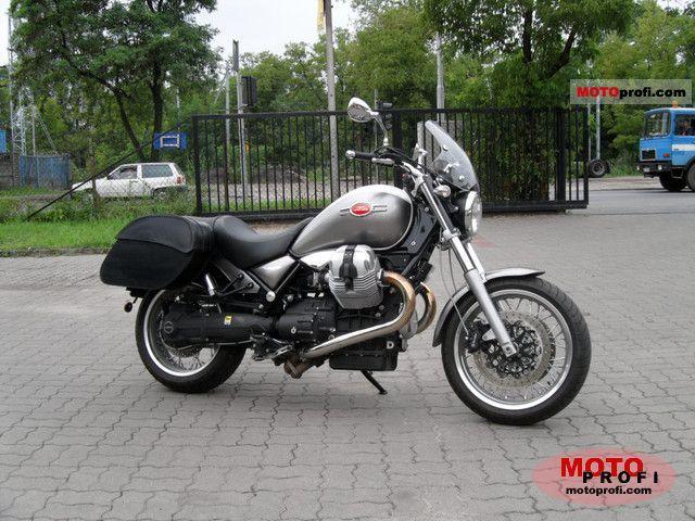 Moto Guzzi Bellagio 2010 photo