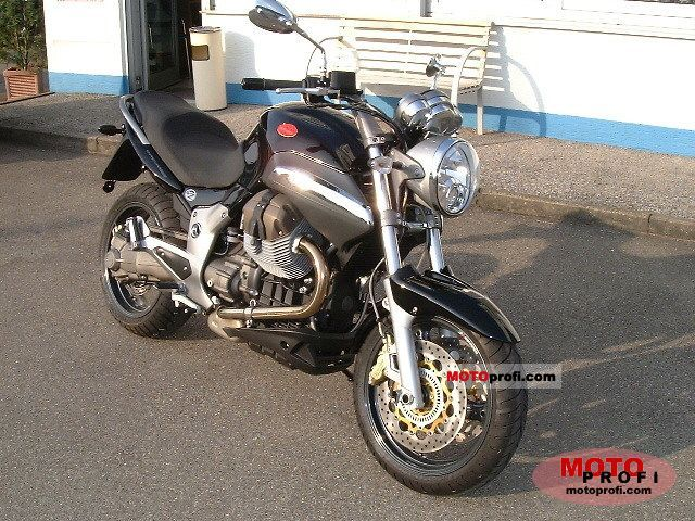 Moto Guzzi Breva 1100 2010 photo