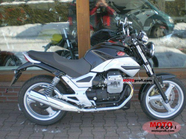 Moto Guzzi Breva 750 2010 photo