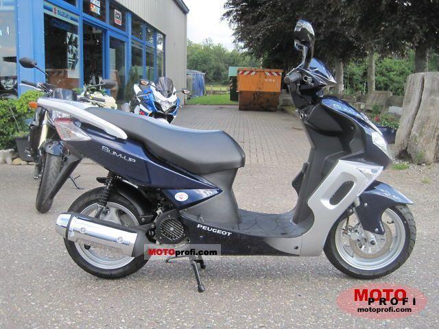 Peugeot Sum Up 2010 photo