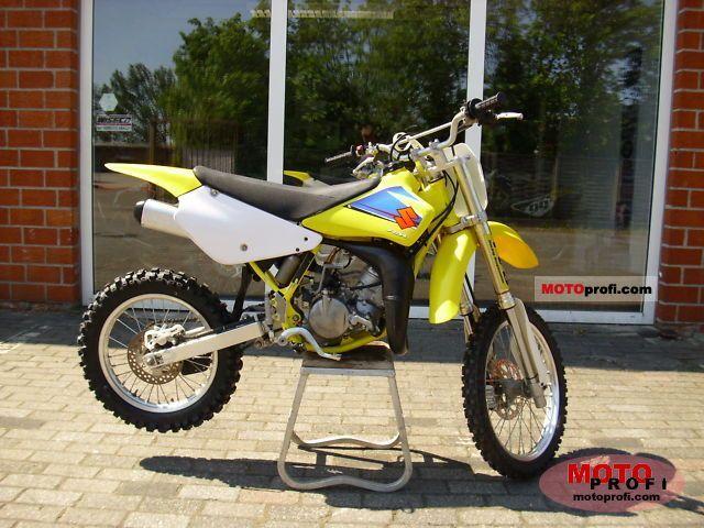 Suzuki Rm85 2010 Specs And Photos