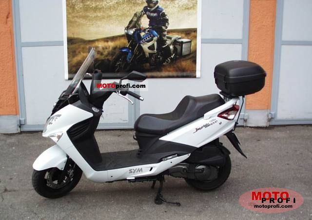 למעלה Sym Joyride 125 Evo 2010 Specs and Photos LO-92