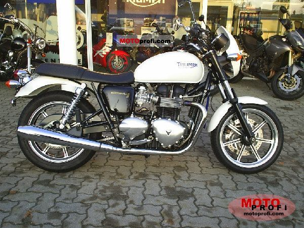 Triumph Bonneville SE 2010 photo