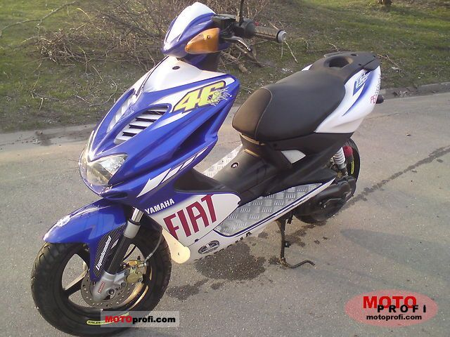 Yamaha Aerox R 2010 photo