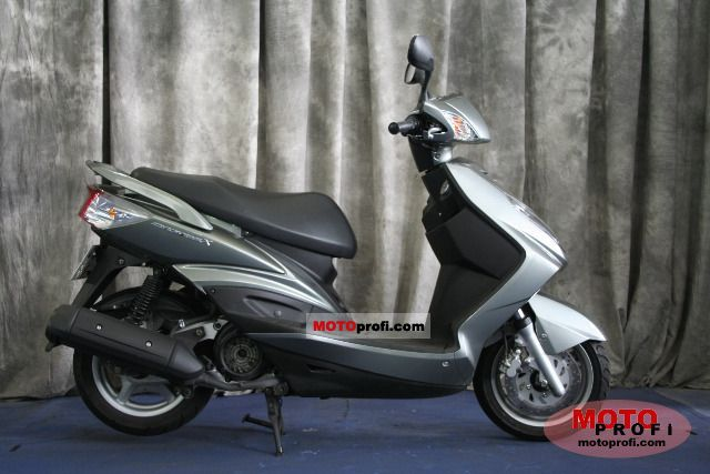 Yamaha Cygnus X 2010 photo