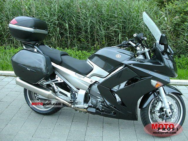 Yamaha FJR1300A 2010 photo
