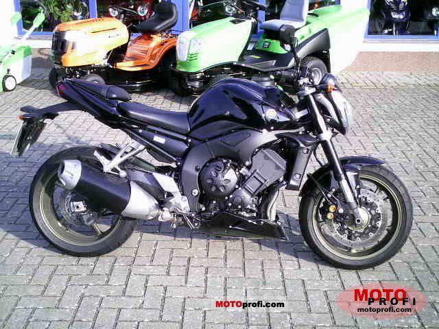 Yamaha FZ1 2010 photo