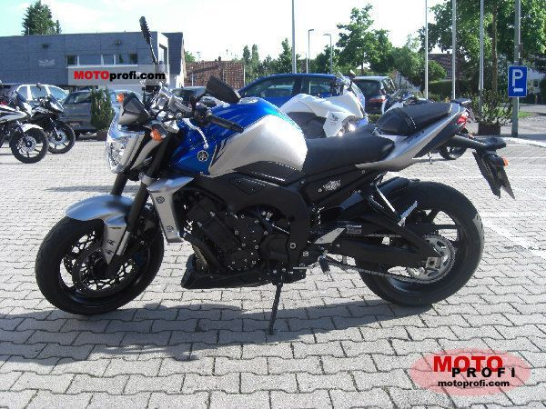Yamaha FZ1 ABS 2010 photo