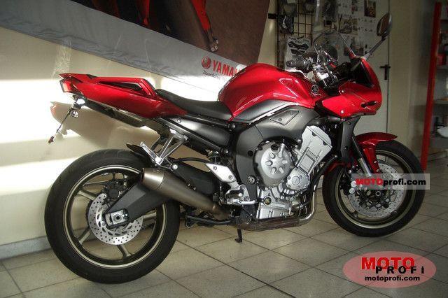 Yamaha FZ1 Fazer 2010 photo