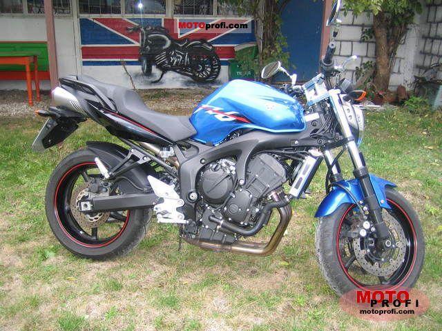 Yamaha FZ6 2010 photo
