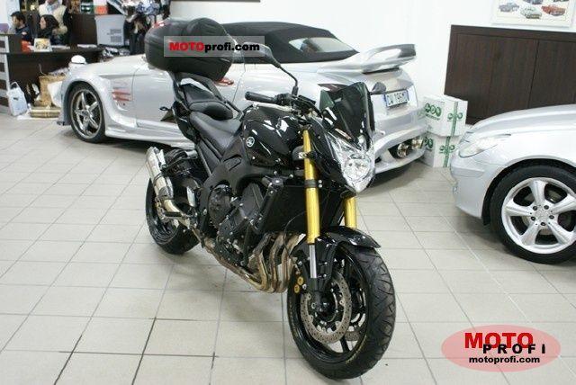Yamaha FZ8 2010 photo