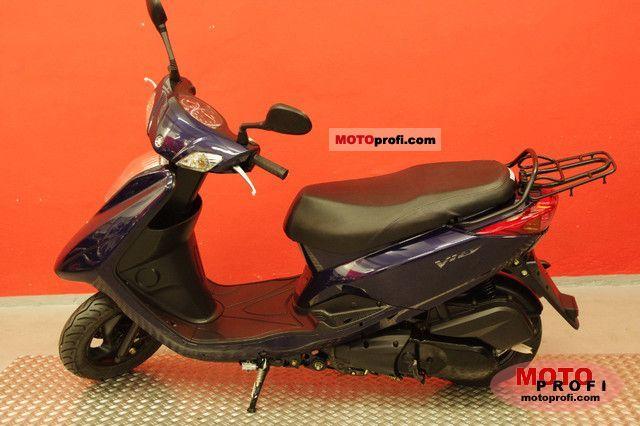 Yamaha Vity 2010 photo