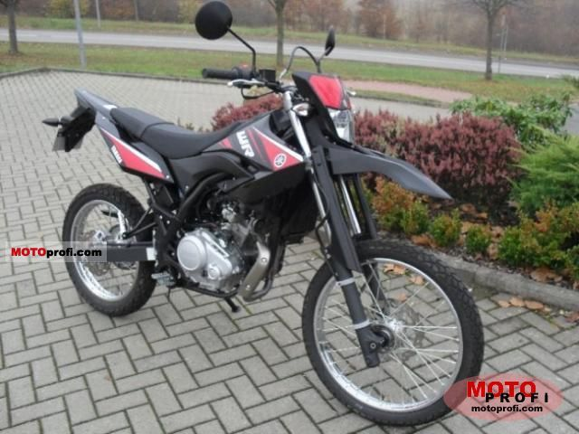 Yamaha WR 125R 2010 photo