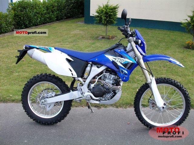 Yamaha WR250F 2010 photo