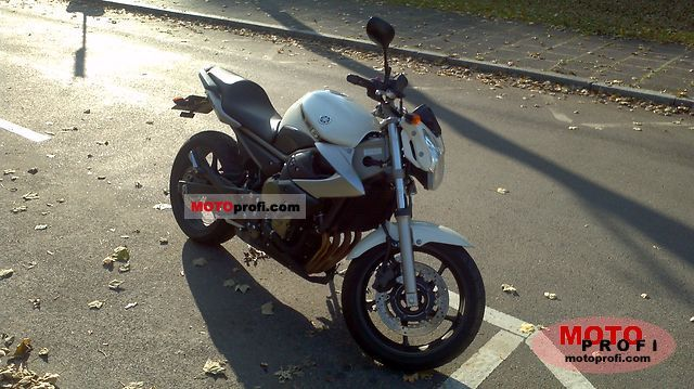 Yamaha XJ6 2010 photo