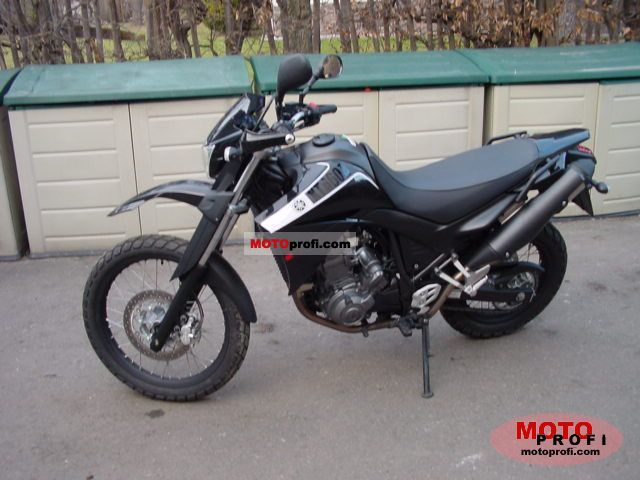 Yamaha XT 660R 2010 photo