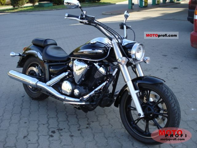 Yamaha XVS 950A Midnight Star 2010 photo