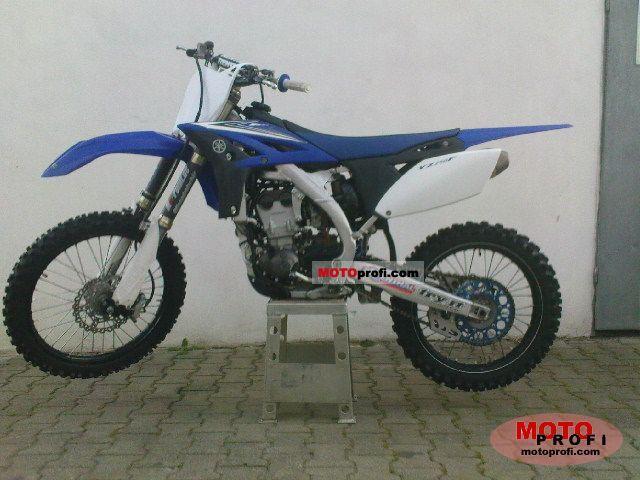 Yamaha YZ250F 2010 photo