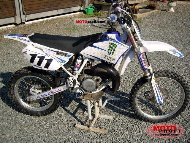 Yamaha YZ85 2010 photo